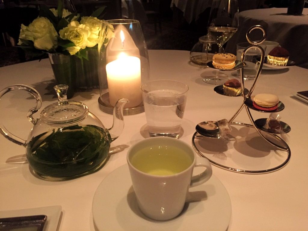 Mint Tea and Petits Fours